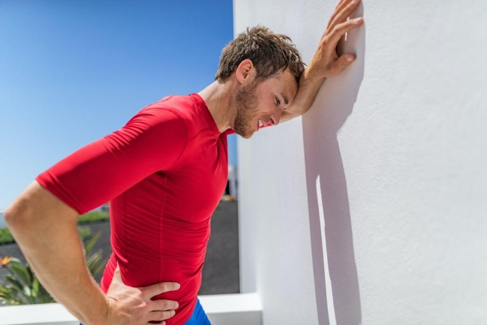 Heat exhaustion and heatstroke - Fatigue