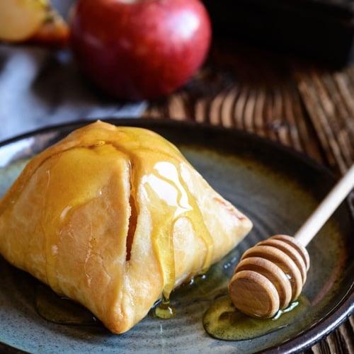 Apple dumpling - Apple pie