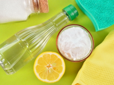 Spring Clean With These DIY Natural Cleaners featured image