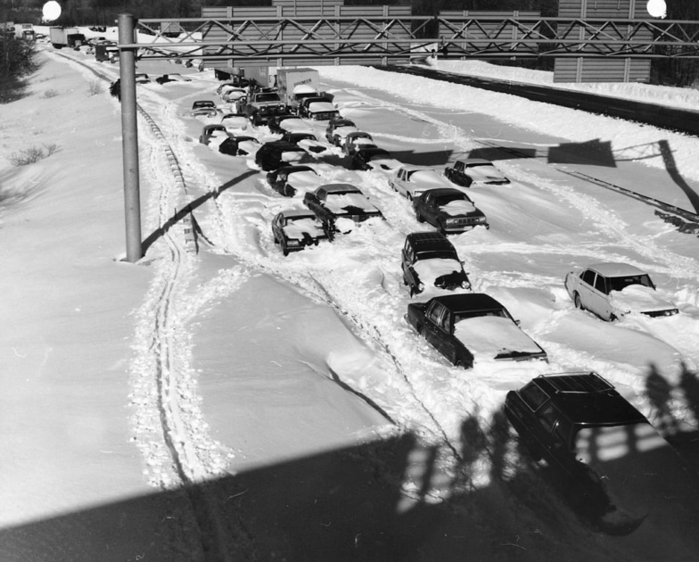 Northeastern United States blizzard of 1978 - The Blizzard of '78