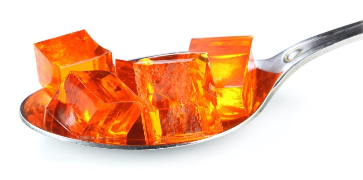 Orange Juice - Gelatin dessert