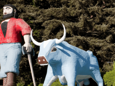 Who Was Paul Bunyan? featured image