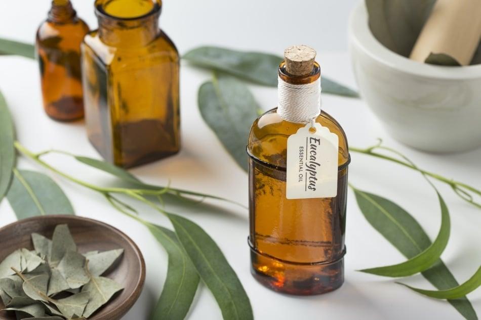Eucalyptus oil - Essential oil