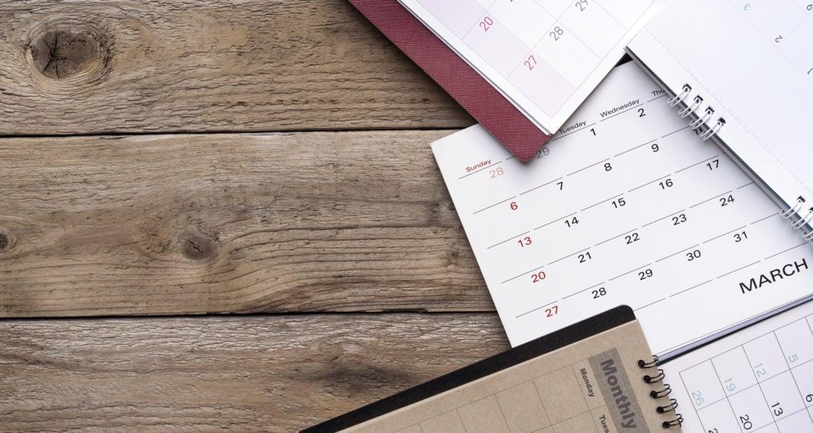 Calendar System - Stock photography