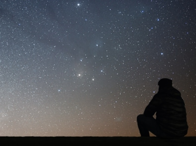 Look Up At The Night Sky (December 2020) featured image