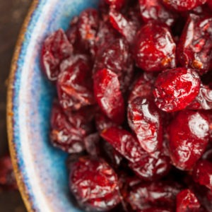 Add Cranberries For A Change Of Taste image