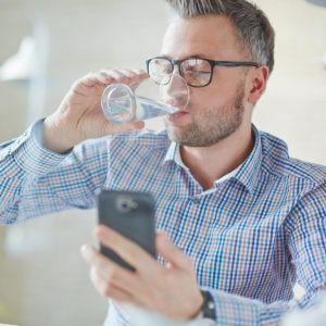 Easy Trick To Help You Drink More Water image