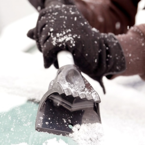 Prevent Ice Scraping image