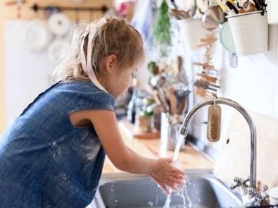 Hand washing - Hand Sanitiser