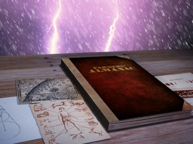 How Does The Almanac Predict The Weather? featured image