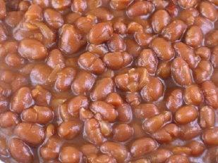 Baked beans - Common bean