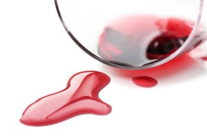 Combat Red Wine Stains image
