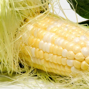 Removing Corn Silk image
