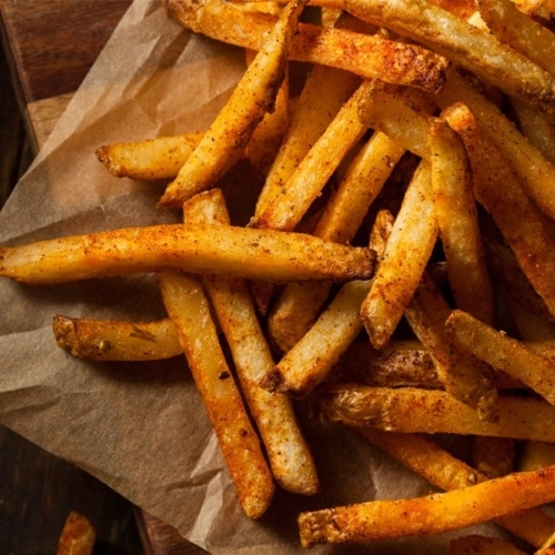 Crispier French Fries image