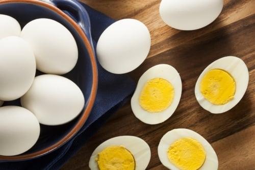 Perfect Hard Boiled Eggs image