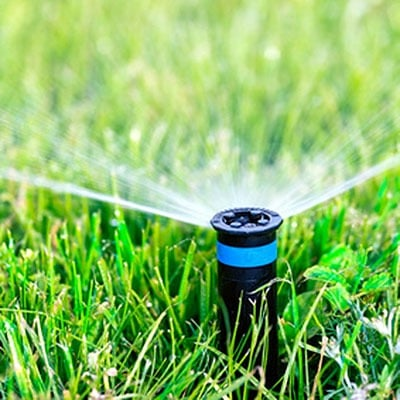 Lawn Watering image