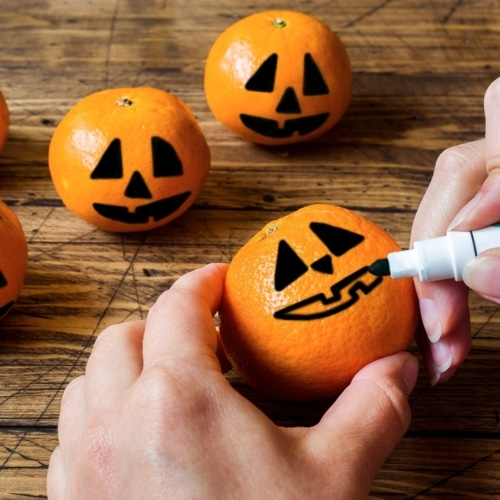 Clever Halloween Lunchbox Idea image