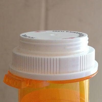 Re-using Prescription Bottles image