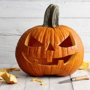 A Smarter Way To Carve A Jack O'Lantern image