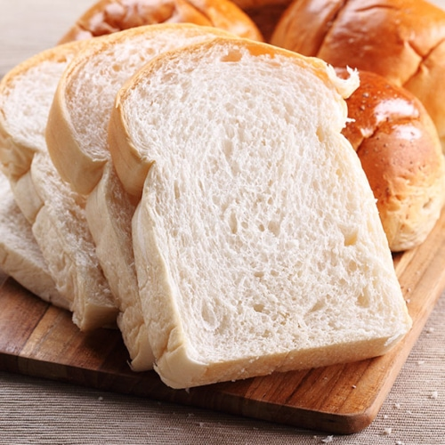 Save leftover bread image