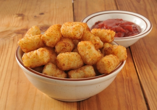 Easy Homemade Tater Tots! image