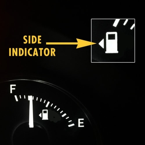 Which Side Is My Gas Cap On? image