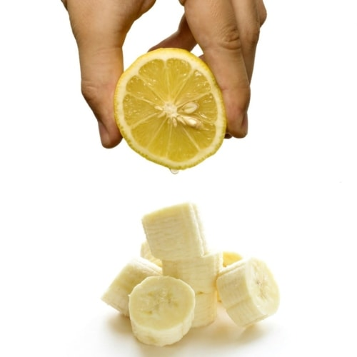 Preserving Banana Slices image