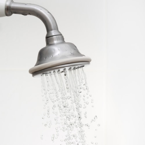 Save On Water In The Shower image