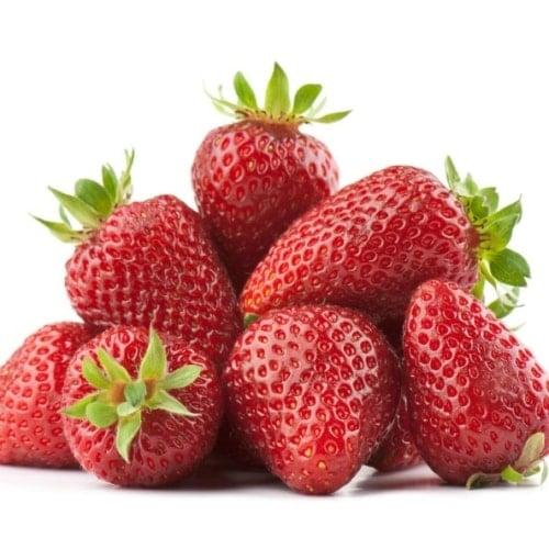 Flavorful Strawberries image