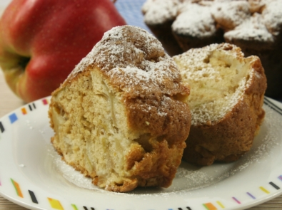 Traditional Jewish Apple Cake featured image
