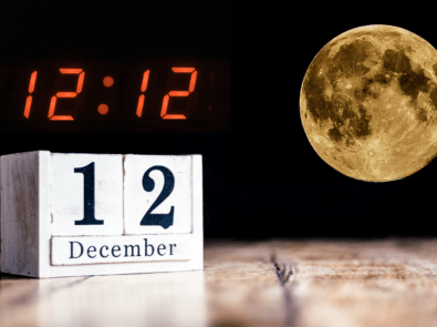 Full Moon for December 2019 Arrives on 12/12 at 12:12 – What Does It Mean? featured image