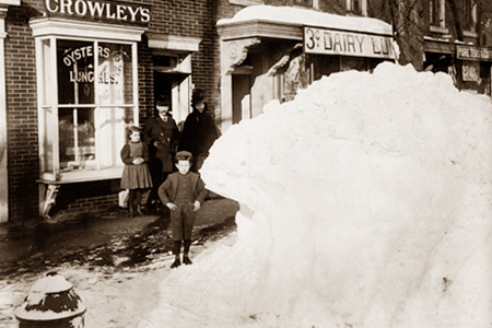 Great Blizzard of 1899 - Great Blizzard of 1888