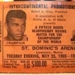 Muhammad Ali - Muhammad Ali vs. Sonny Liston