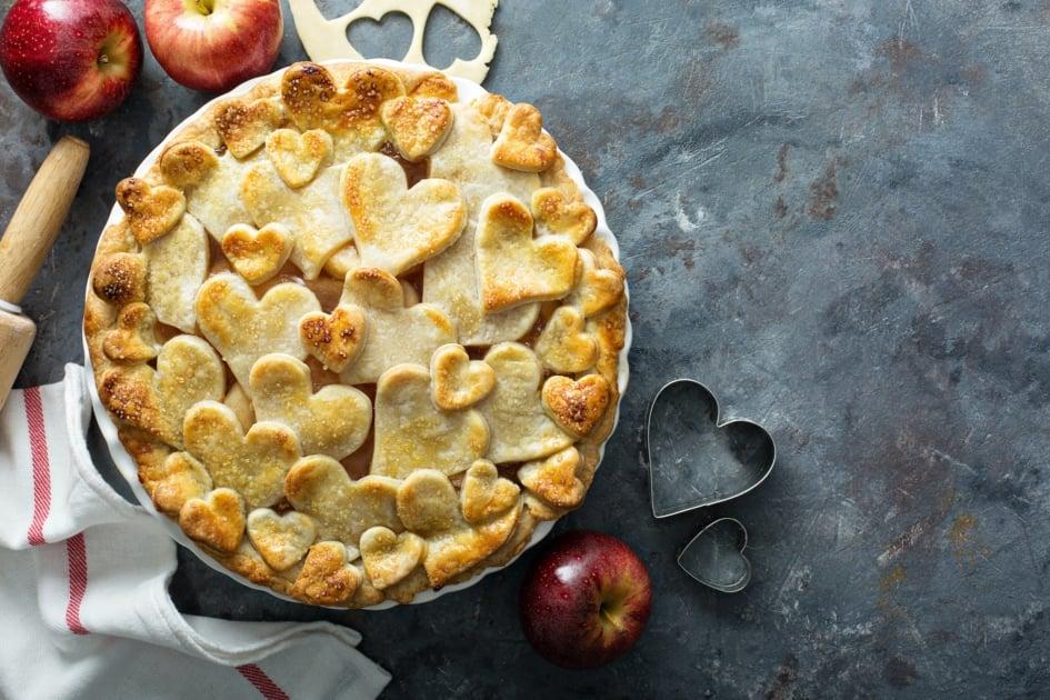 Apple pie - Tart