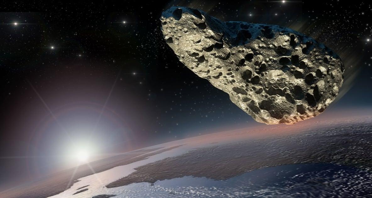 Earth - Asteroid