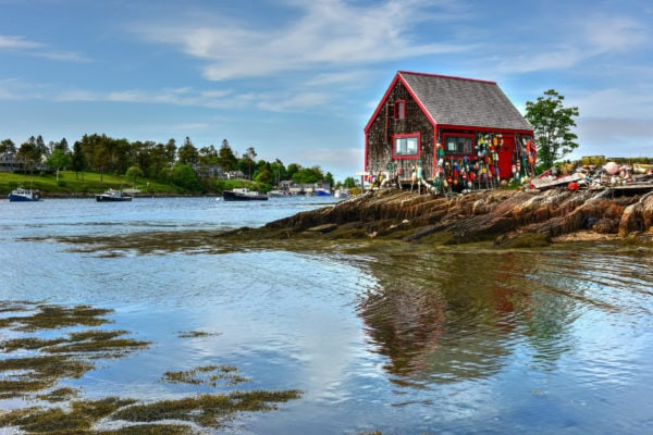 Bailey Island, Maine