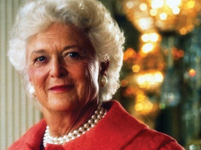 Remembering A First Class First Lady, Barbara Bush featured image