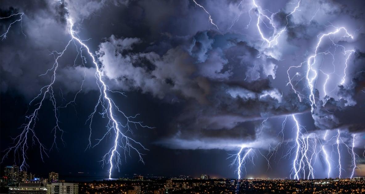 Thunderstorm - Storm