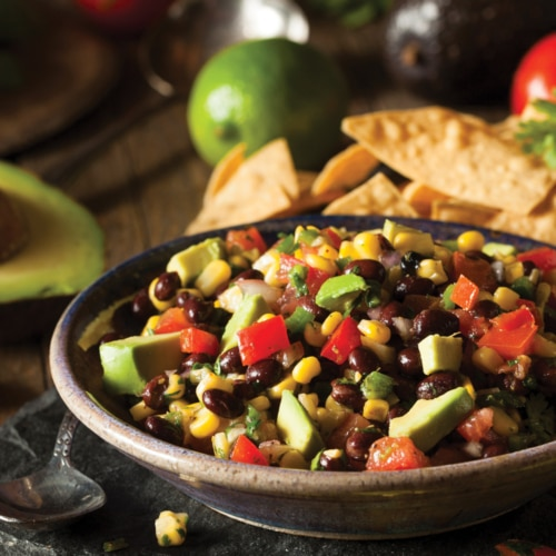 Refried beans - Stock photography