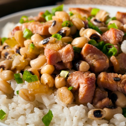 Cuisine of the Southern United States - New Year's Day