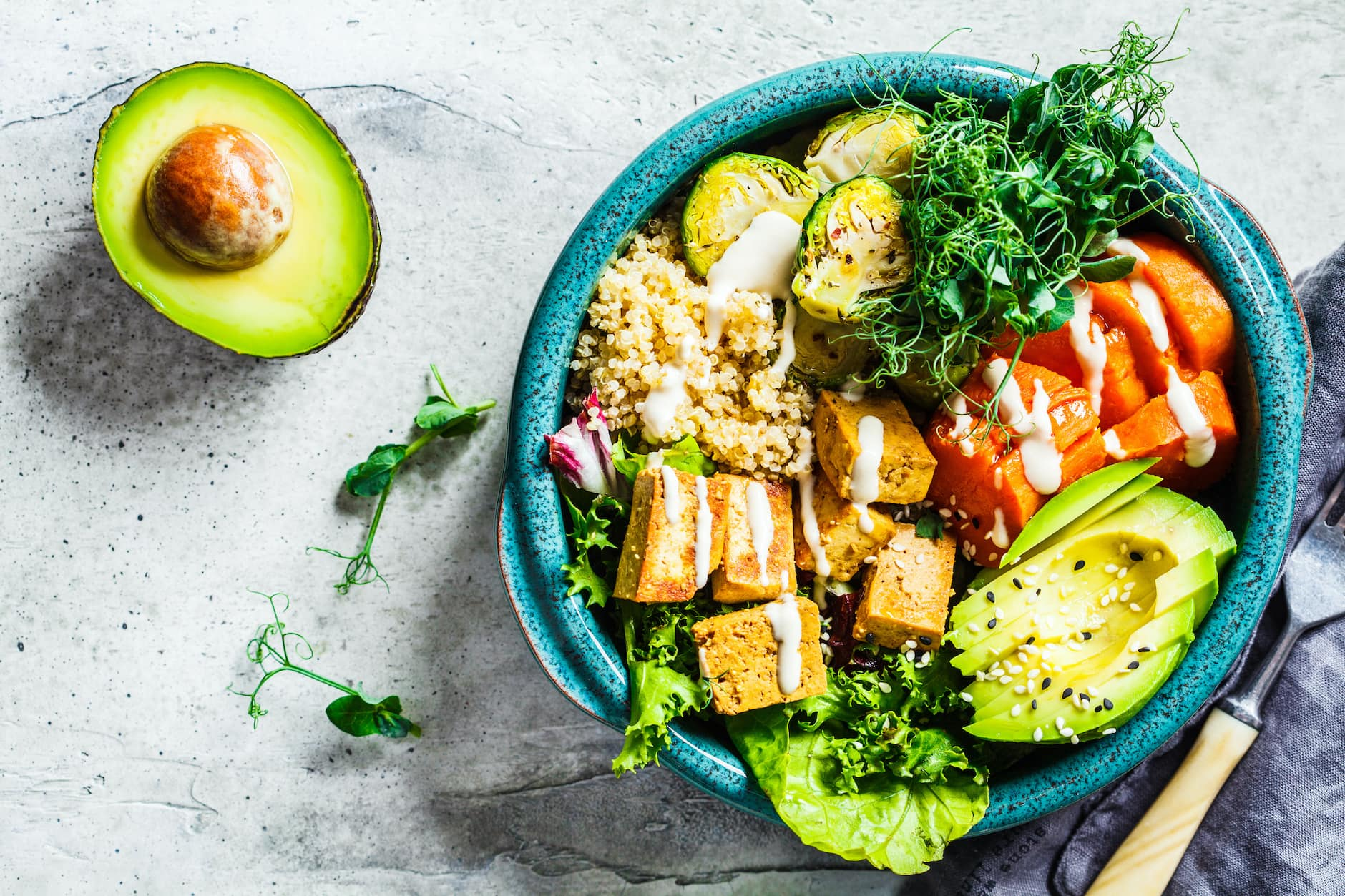 10 Healthy Plant-Based Substitutes for Common Foodsimage preview