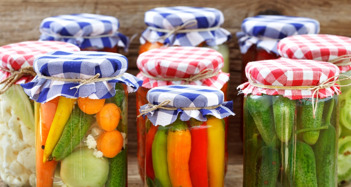 Pickling - Vegetable