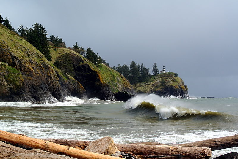 Cape Disappointment Lighthouse - North Head Lighthouse