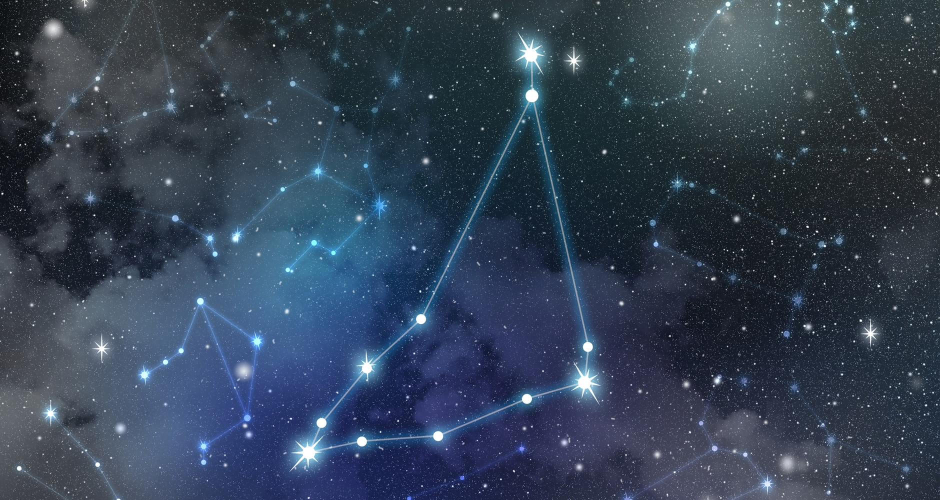 Capricornus Constellation: The Sea Goat In The Skyimage preview