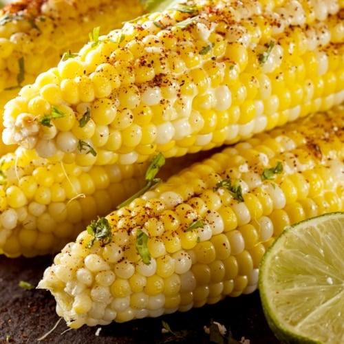 Corn on the cob - Sweet corn