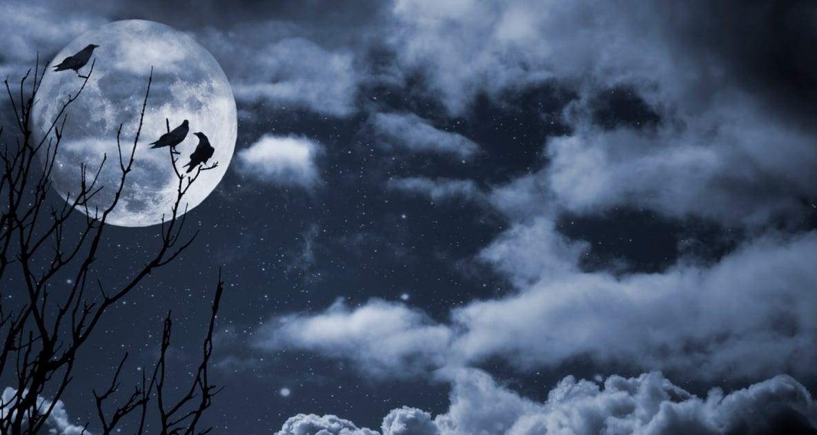 Full moon - Moon