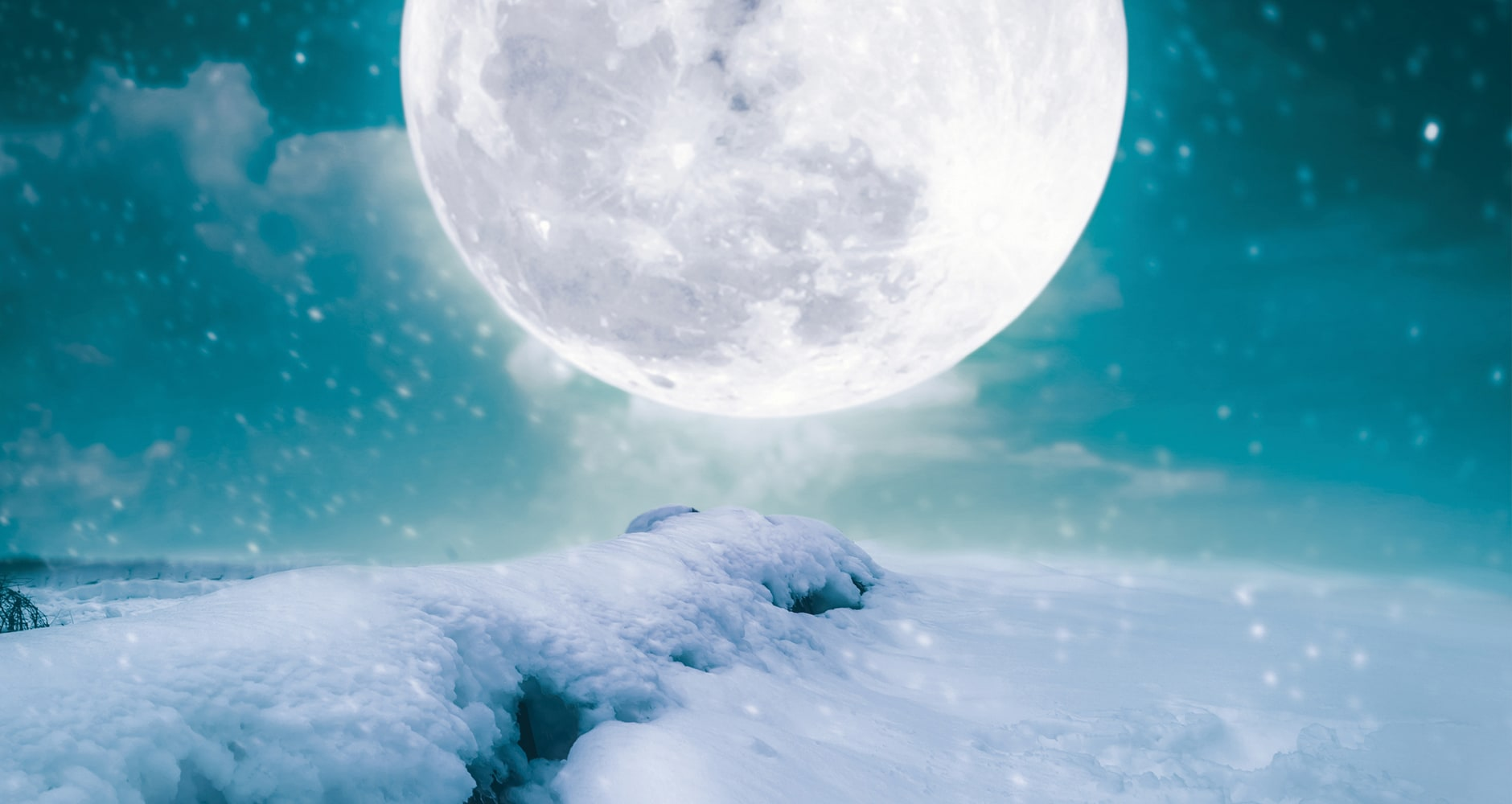 December's Full Cold Moonimage preview