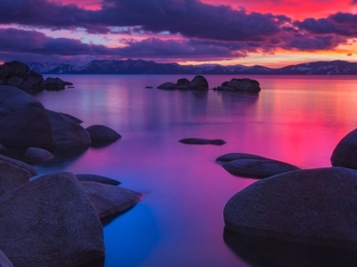 Purple Haze: What Causes Eerie-Colored Skies? featured image
