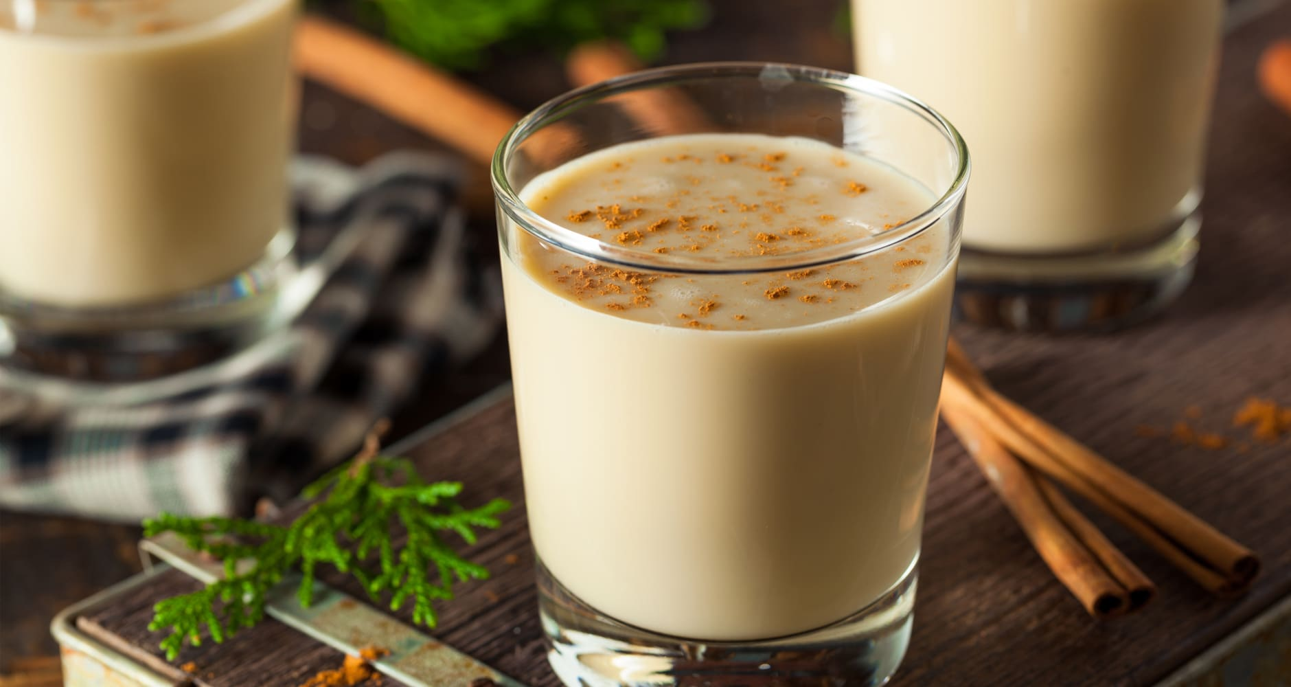 """What's Up With The """"Nog"""" in Eggnog? (Eggnog History and Recipes)image preview"""