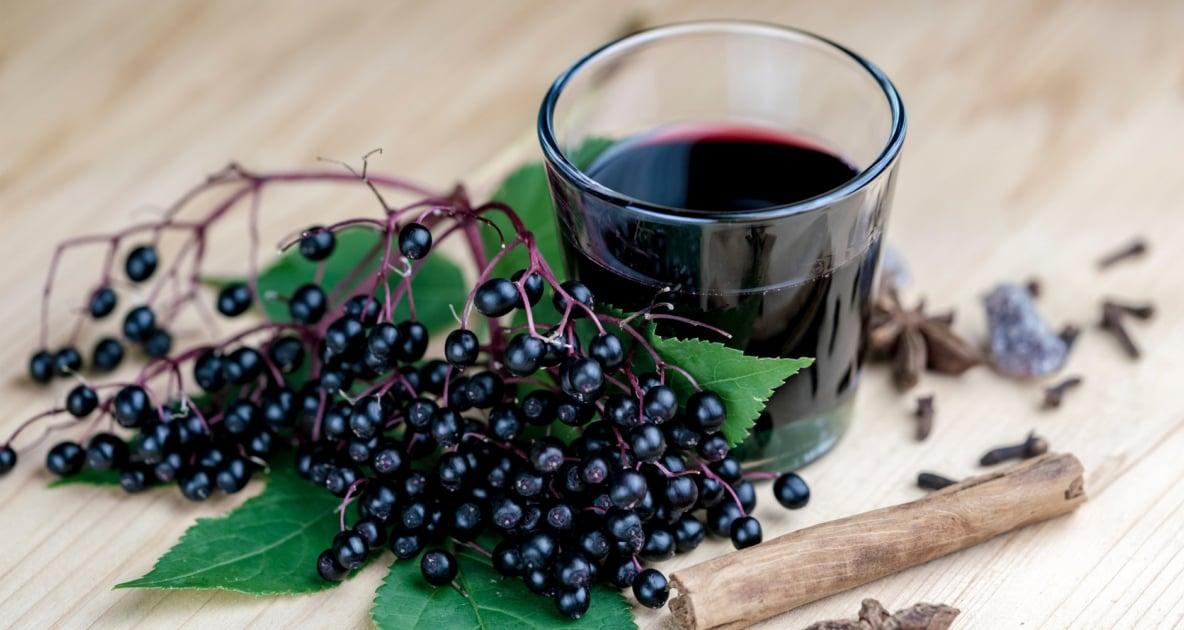 Nutrient - Elderberry